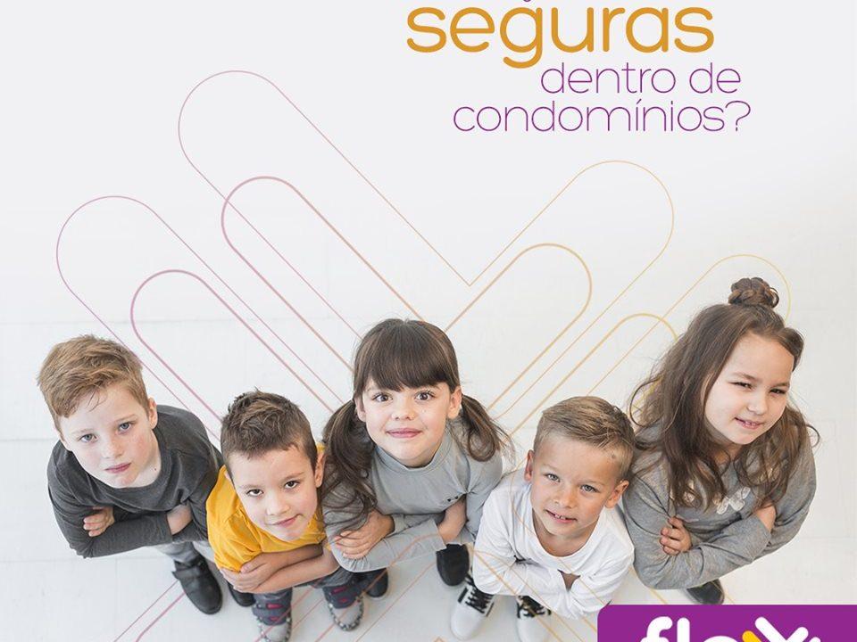 As crianças estão seguras dentro dos condomínios?