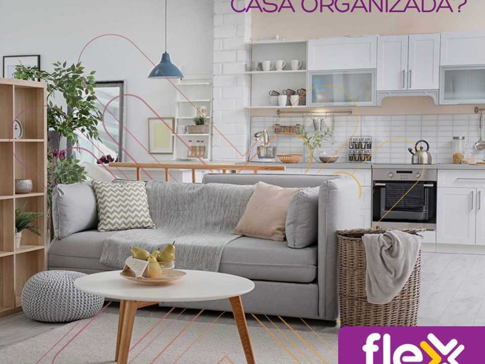 Como Manter Sua Casa Organizada