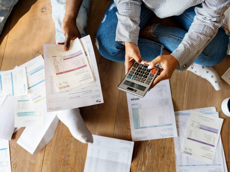inadimplência das taxas condominiais